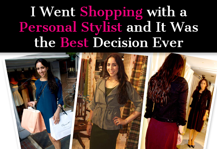 I Went Shopping with a Personal Stylist and It Was the Best Decision Ever post image