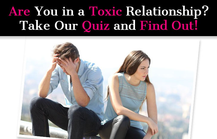 """Are You In A Toxic Relationship?"" Quiz post image"