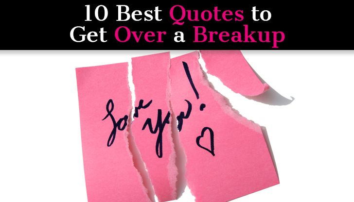 10 Best Quotes to Get Over a Breakup post image