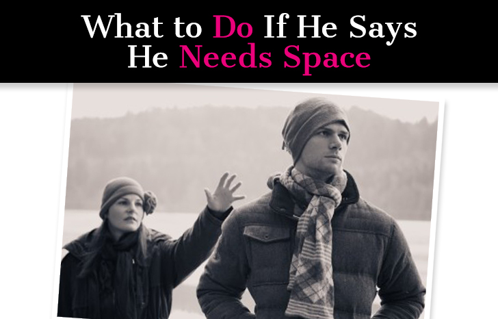 dating need space