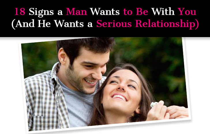 18 Signs a Man Wants to Be With You (And He Wants a Serious Relationship) post image