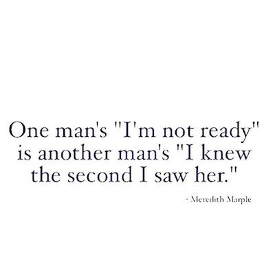 When Is A Man Ready To Commit