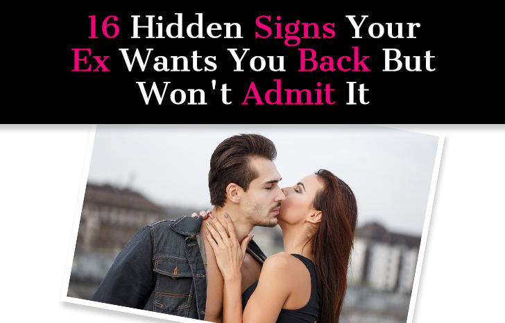 How to know if your ex wants you back quiz