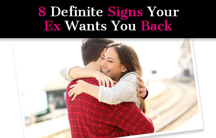 8 Definite Signs Your Ex Want You Back post image
