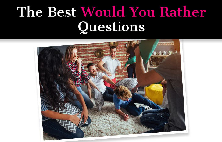 The Best Would You Rather Questions: The Ultimate List post image